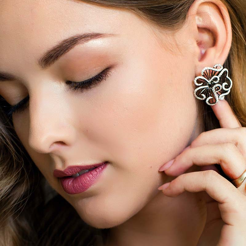 Haute Couture Earrings