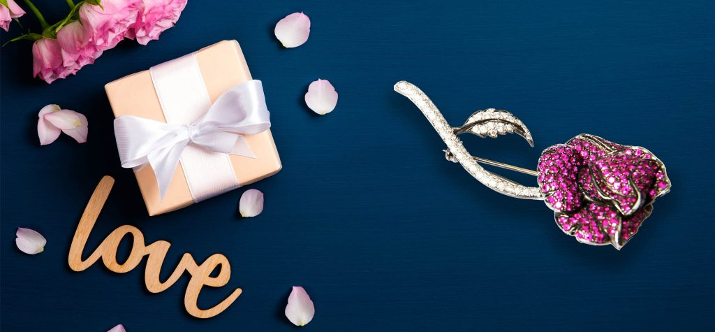High Jewellery for Valentines Day